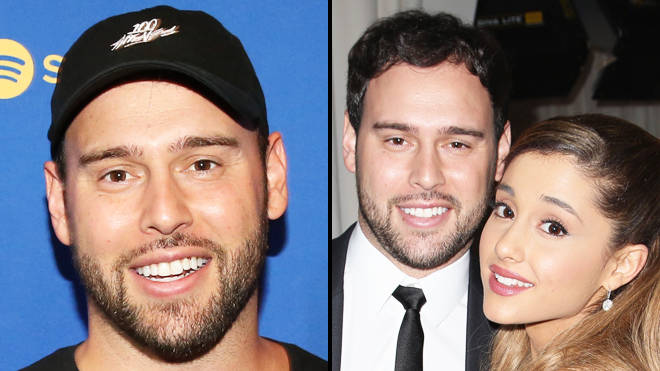 What is Scooter Braun's net worth and who does he manage?