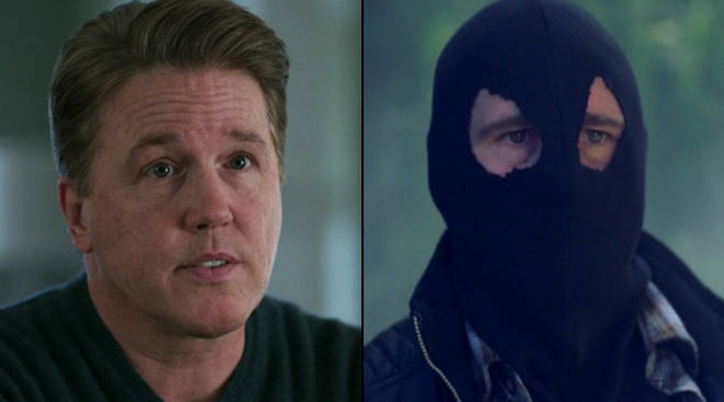 Is Hal Cooper The Black Hood On Riverdale Popbuzz
