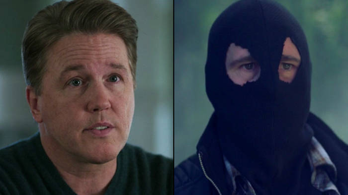 Turns Out Hal Cooper Has Never Actually Worn The Black Hood Mask On