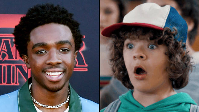 Stranger Things: How old is Caleb McLaughlin? The Lucas actor has a moustache now