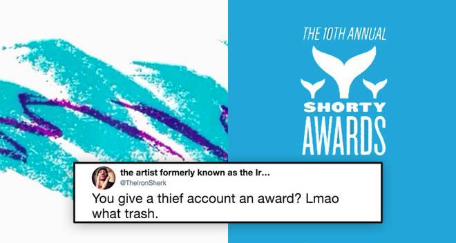 fuck jerry shorty award