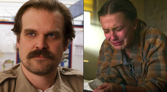 Read Hopper's emotional speech to Eleven and Mike in Stranger Things