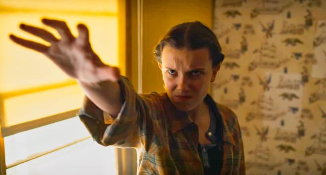 Eleven Stranger Things powers season 3
