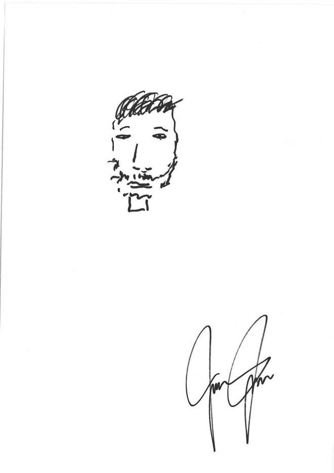 Nick Jonas portrait by Joe Jonas