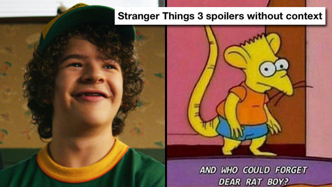 The funniest Stranger Things 3 spoilers without context memes