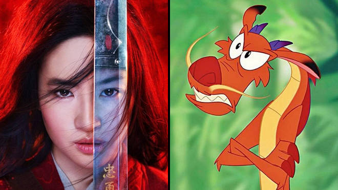 Mulan 2020: Are Mushu, Shang and the original songs in the live-action Disney film?