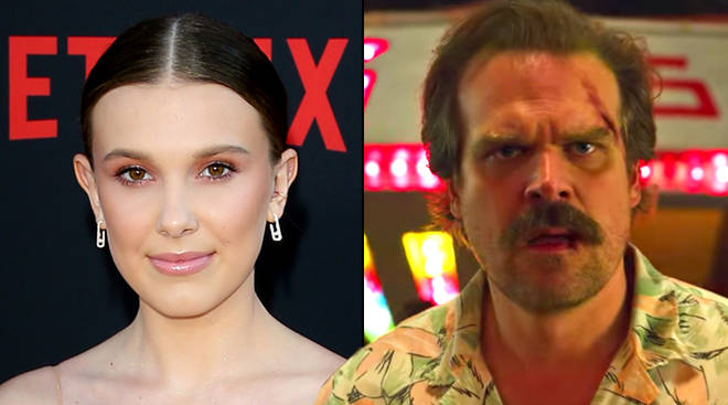 Millie Bobby Brown might have let slip a spoiler about Hopper's fate