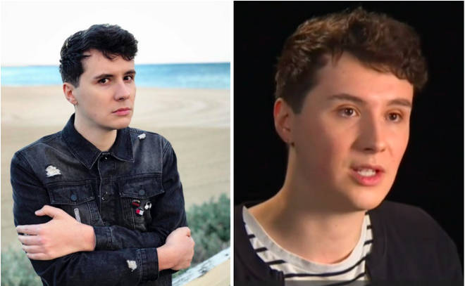 Dan Howell speaks to BBC News