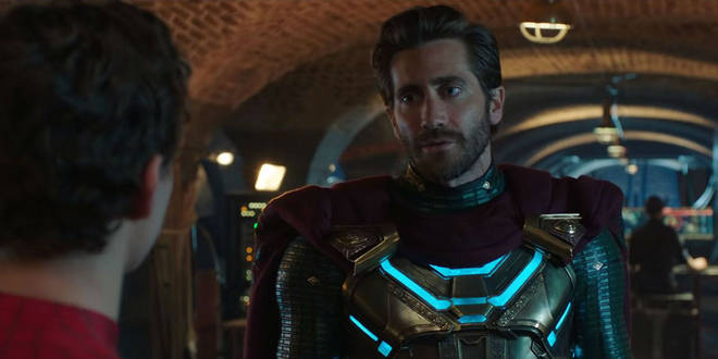 Jake Gyllenhaal's Mysterio is not what he seems...