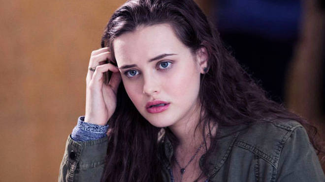 Hannah Baker from 13 Reasons Why