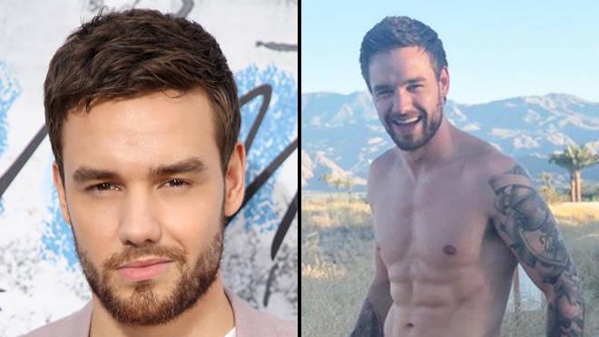 The thirstiest Liam Payne naked bum memes