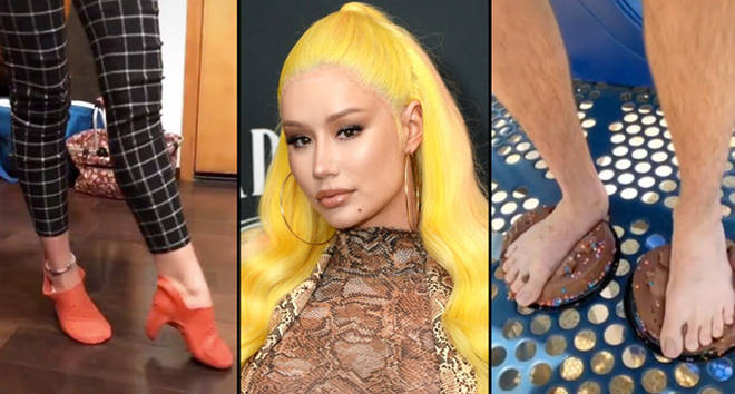 WalkAMile Challenge and Iggy Azalea.