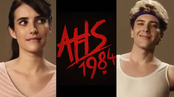 American Horror Story: 1984 cast revealed