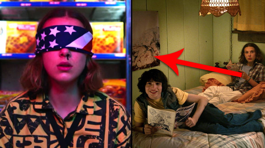 25 Amazing Stranger Things 3 Easter Eggs And Details You