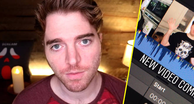 Shane Dawson on YouTube/Twitter