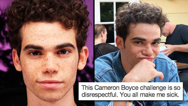 Cameron Boyce Fans Call Out Disgusting New Challenge Which Makes