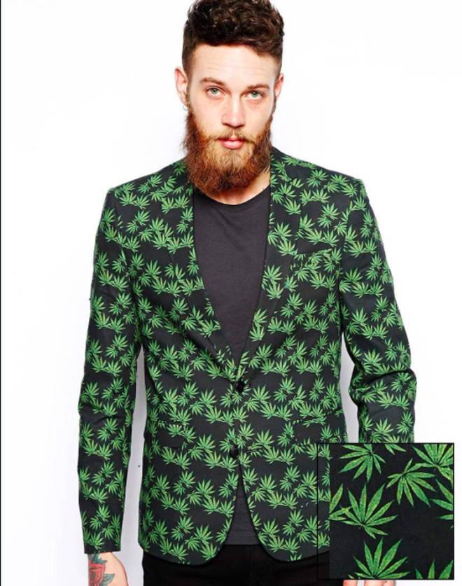 Weed blazer