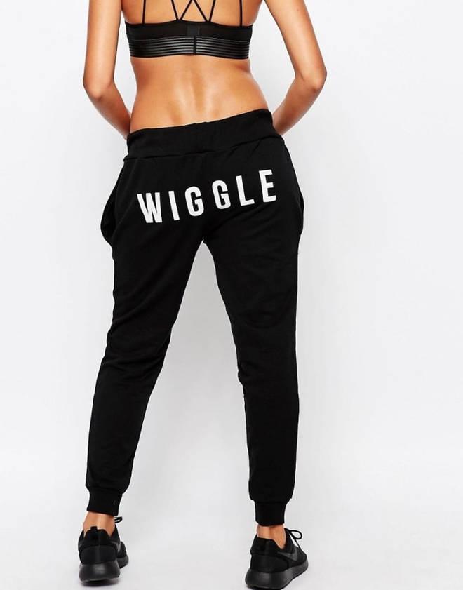 Wiggle pants