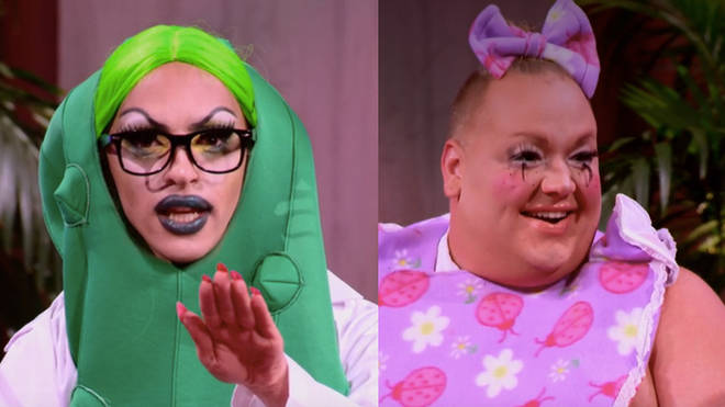 Miz Cracker and Eureka