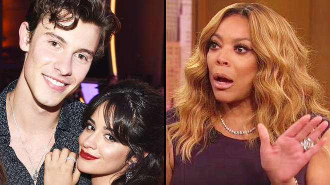 Wendy Williams Says Shawn Mendes And Camila Cabello Are Only Dating