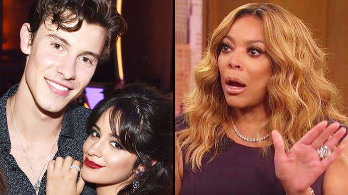 """Wendy Williams says Shawn Mendes and Camila Cabello are only dating """"to get to number 1"""""""
