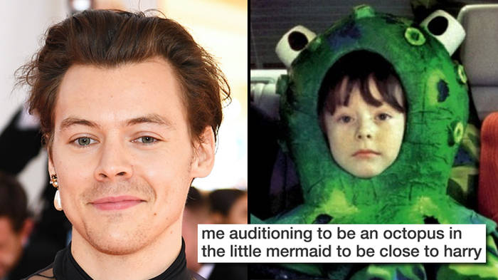 Little Mermaid audition memes are flooding the internet thanks to Harry Styles