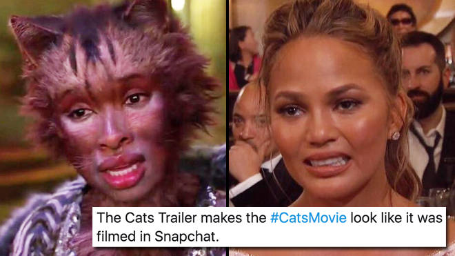 The Cats Movie Trailer Is Diabolical And The Memes Are Savage Popbuzz