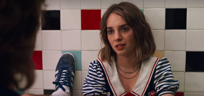 Robin Stranger Things shoes converse