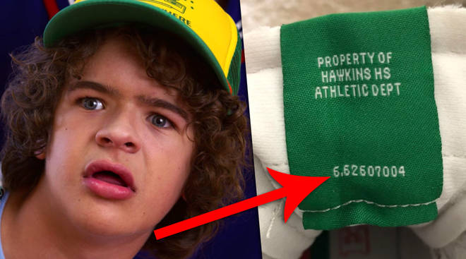 Stranger Things x Nike shoe collaboration features hidden easter eggs
