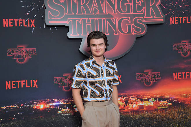 "Premiere Of Netflix&squot;s ""Stranger Things 3"" : Photocall At Le Grand Rex In Paris"