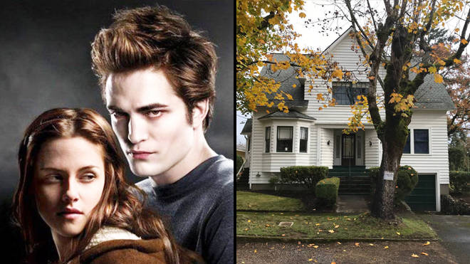 Bella Swan's Twilight house is now available to rent via Airbnb