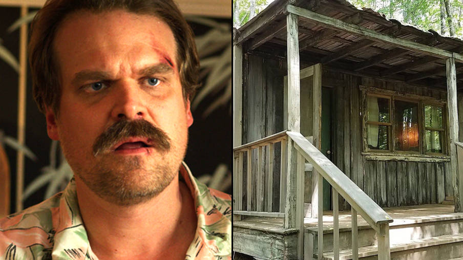 Hopper S Cabin From Stranger Things Has Been Turned Into A