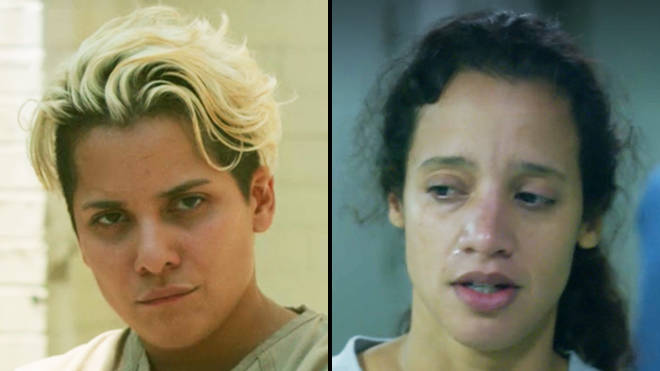 How did Daddy die in Orange Is the New Black season 7? Did Daya kill Daddy?