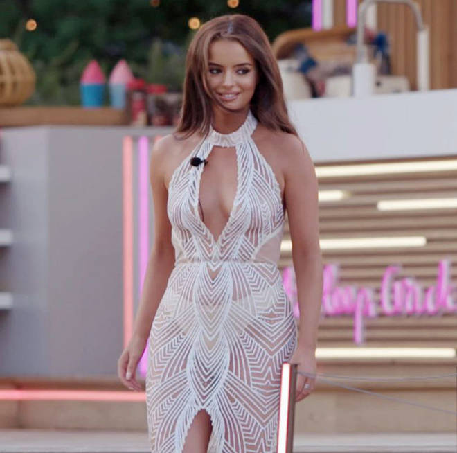 Maura Higgins Love Island Final dress.
