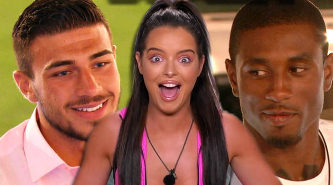 Love Island 2019 contestants Tommy, Maura and Ovie