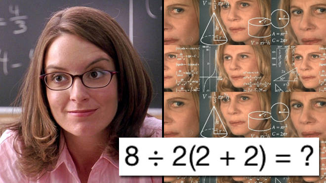 "What does ""8 ÷ 2(2+2)"" equal? The viral maths sum explained"
