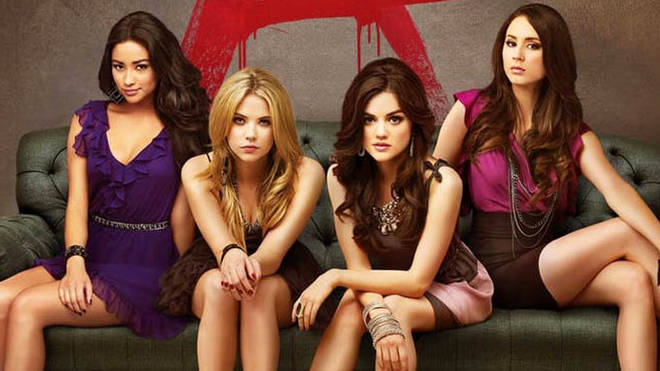 Pretty Little Liars Soundtrack Artwork