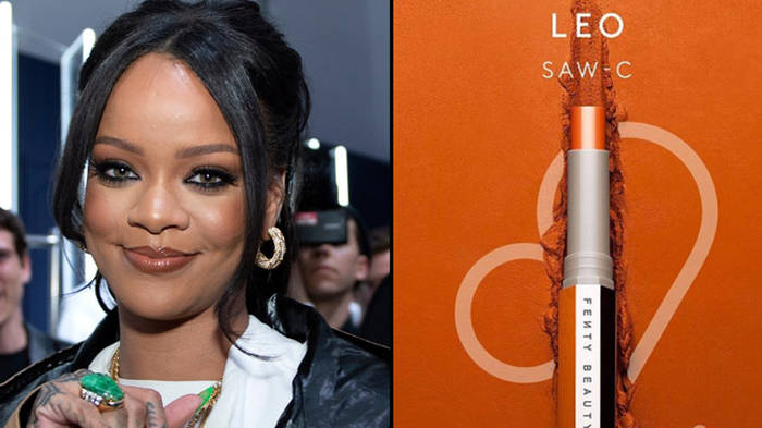 Fenty Beauty is matching lipsticks to your zodiac sign and it makes so much sense