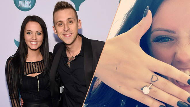 Roman Atwood and Brittney Smith