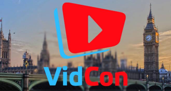 vidcon london 2019