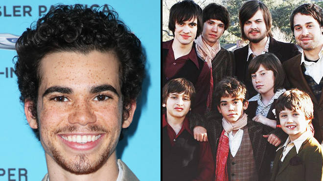 Cameron Boyce was in Panic! at the Disco's 'That Green Gentleman' video