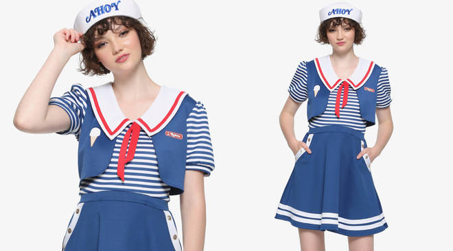 Stranger Things 3: Where to buy Robin's Scoops Ahoy uniform