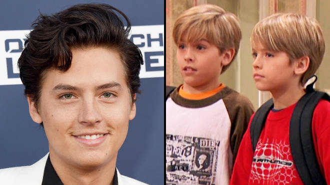 Cole Sprouse reveals if he would star in a Suite Life of Zac & Cody reboot with Dylan Sprouse