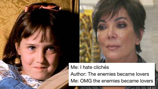"""I hate clichés"" memes are roasting fanfiction in the funniest way"