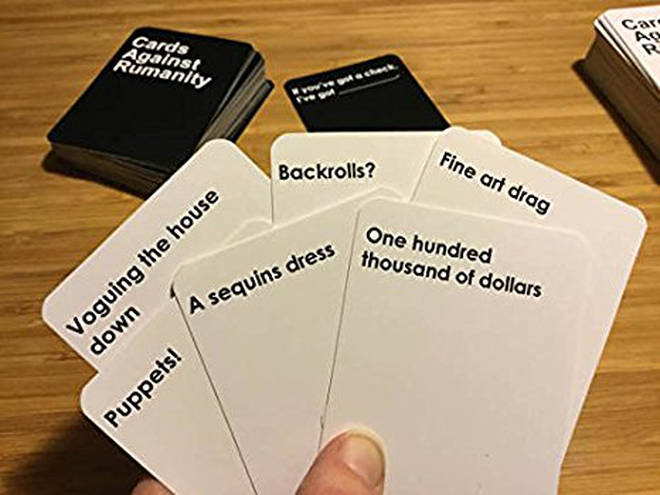 Cards Against Rumanity
