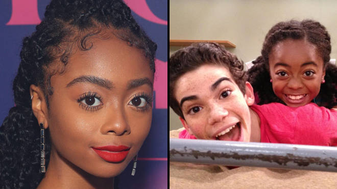 Skai Jackson drags fans who tells her to stop posting about Cameron Boyce on Instagram
