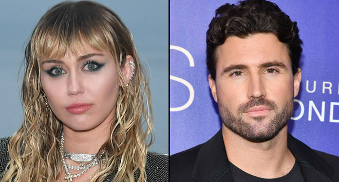 "Miley Cyrus attends the Saint Laurent Mens Spring Summer 20 Show Photo Call,  Brody Jenner attends the premiere of MTV&squot;s ""The Hills: New Beginnings"""