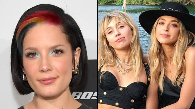 Halsey drags biphobic troll criticising Miley Cyrus for kissing Kaitlynn Carter following her split with Liam Hemsworth