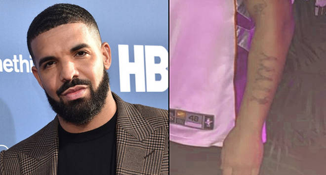 "Drake attends the Los Angeles premiere of the new HBO series ""Euphoria""."
