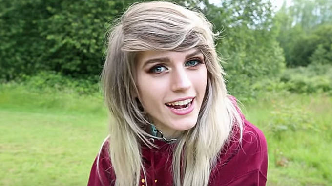 """YouTuber Marina Joyce found """"safe and well"""" after disappearing for nine days"""